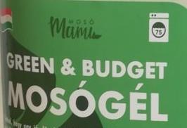 Green&Budget mosógél kimért
