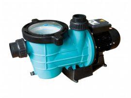 Gemas Streamer medence keringető szivattyú előszűrővel STRN150T 24m3 1.5HP 400V