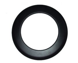 KoloTech Ø150 Fekete csőrózsa 1.6mm