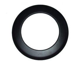 KoloTech Ø160 Fekete csőrózsa 1.6mm