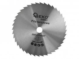GEKO körfűrészlap fához 300x32x40