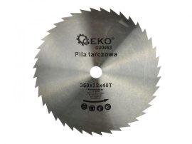 GEKO körfűrészlap fához 350x32x40