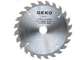 GEKO körfűrészlap fához 150x22x24T L-T