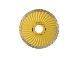 Gyémánt vágótárcsa Turbo Plus Profi 115x22