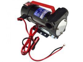 24V 155W 40L/perc dízel önfelszívó gázolaj szivattyú