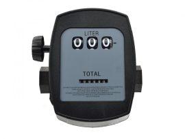 Üzemanyag/olaj/gázolaj átfolyásmérő óra