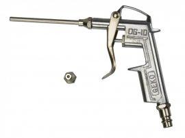 Lefúvató pisztoly hosszú DG-10