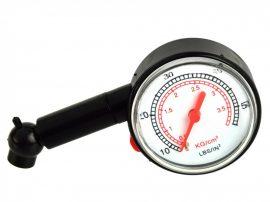Keréknyomás mérő manométerrel