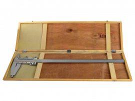 Tolómérő fém 0-500mmx0,05