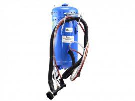 Homokfúvó (28 gallon) 106 literes + beépített elszívóval