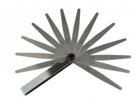 Hézagmérő 13 részes 0.02-1mm