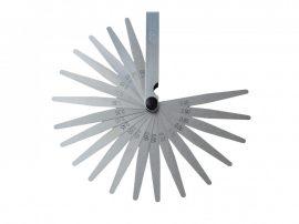 Hézagmérő 20 részes 0.02-1mm