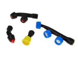 Fúvókák az akkumulátorral működő permetezőhöz 4 részes