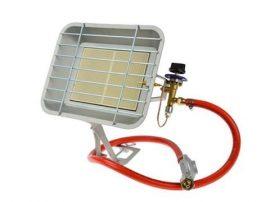 Hősugárzó pb gázos GEKO 4600 solar