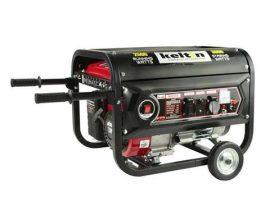 Benzinmotoros áramfejlesztő, aggregátor 7.0 LE 12 / 230V 3000W