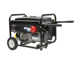 Benzinmotoros áramfejlesztő, aggregátor 7.0 LE 230/400V