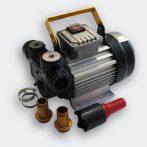 WilTec 230V csúszólapátos lamellás gázolaj szivattyú