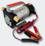 Elektrische selbstansaugende Heizölpumpe 12V 155W 40L/Min. Diesel