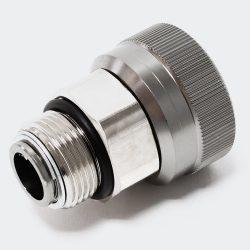 """Kimérő pisztoly forgó csatlakozó adapter 33.7mm (1"""") / 26.9mm (3/4"""")"""