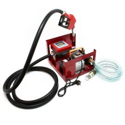 Gázolajszivattyú szett 230V 550W 60l/perc