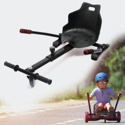 Hoverboard, Mini Segway kiegészítő gokart fekete