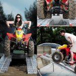 Motorkerékpár, ATV, fűnyíró traktor