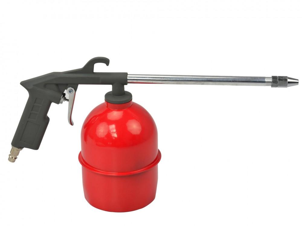 Alvázvédő pisztoly