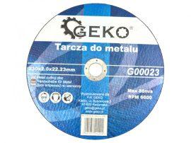 Geko vágókorong fémre 230x2.0x22.0