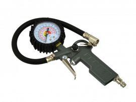 Kerékfuvató levegős pisztoly (órával)