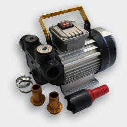 230V csúszólapátos lamellás gázolaj szivattyú